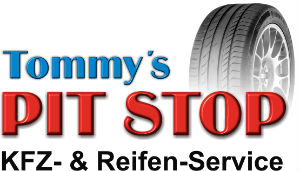 Tommy's Pit's Stop in Osdorf Logo